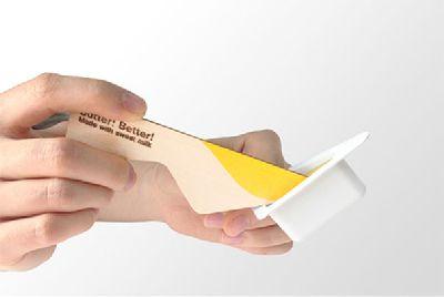 Butterverpackung mit Messer3