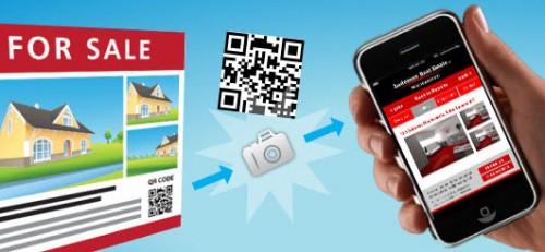 Mit QR-Code und Smartphone mehr Infos über ein Objekt erhalten