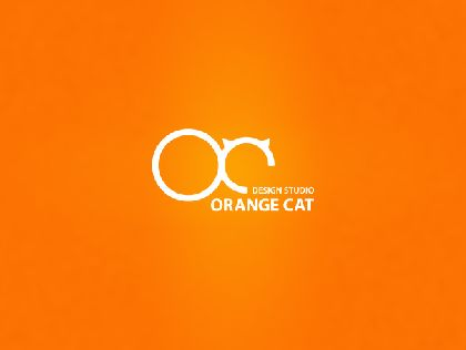 Orange Cat Logo - besser gehts kaum