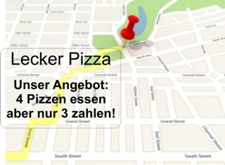 Location Based Marketing in 3 Schritten