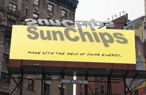 Sunchips Solar Energy