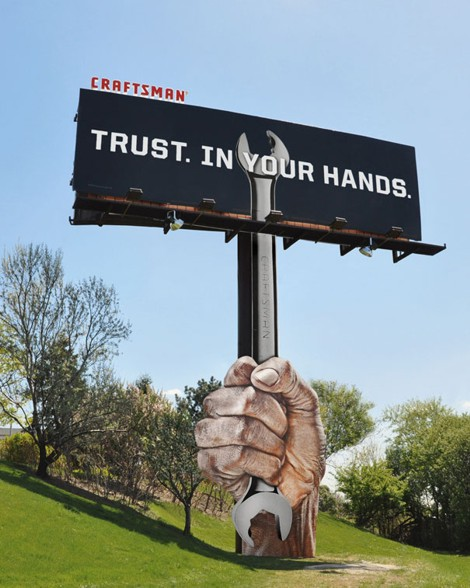 Trust in Your Hands
