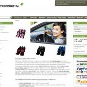 Autositzbezüge Shop