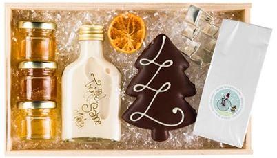 weihnachtsgeschenke-box