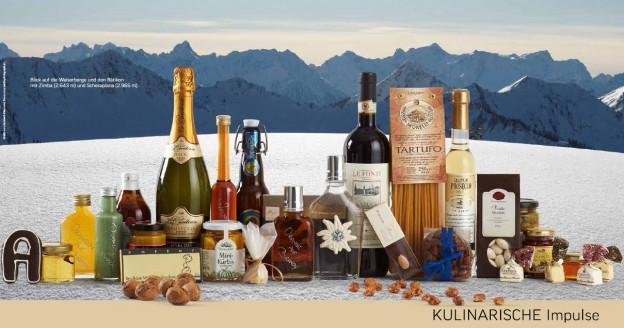 kulinarische Geschenke 2015 - 2016