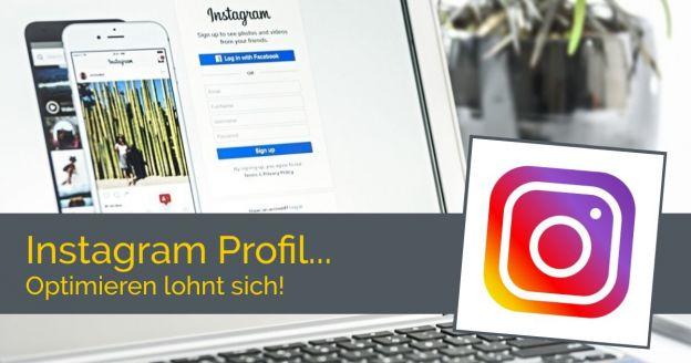 Instagram Profil optimieren_ edel und fein